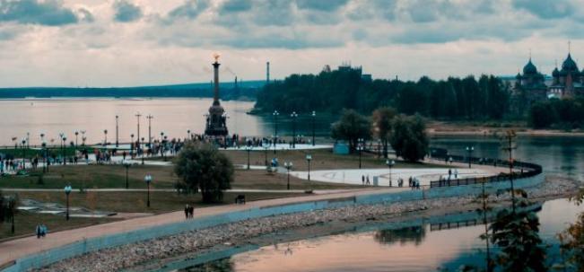 Ярославль - Стрелка