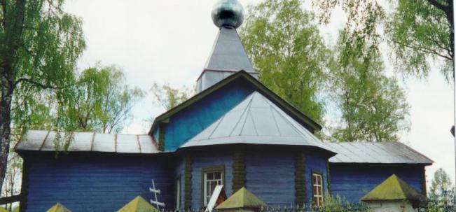 Рудня-Никитское церковь Рождества Богородицы