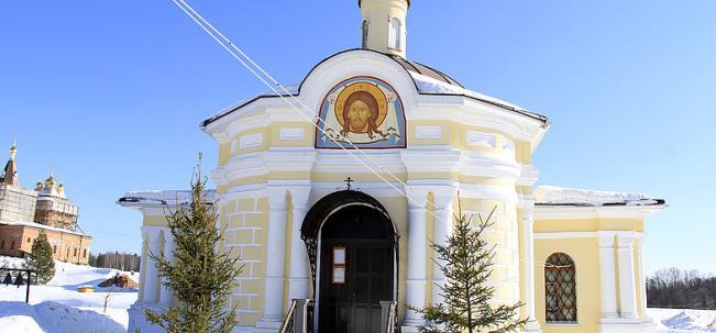 Талицы храм Новомучеников и исповедников