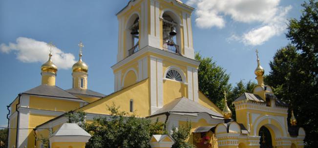 Осташково Христорождественская церковь
