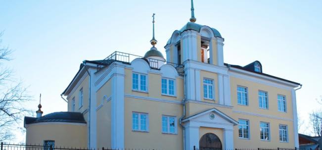 Болшево церковь Космы и Дамиана