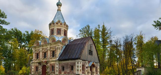 Муромцево церковь