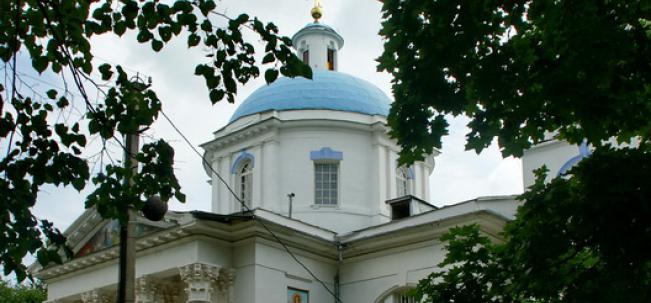 Михалево Рождества Христова церковь