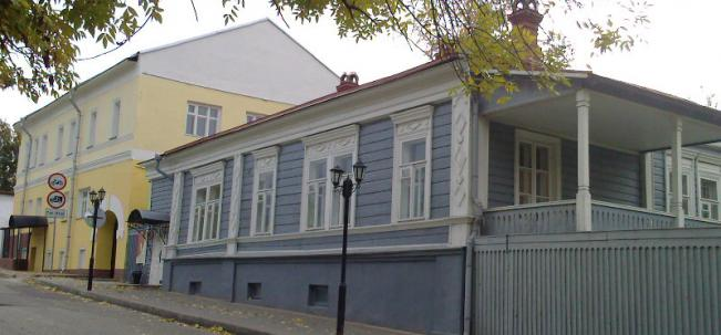 музей Столетовых