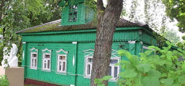 Дютьково- музей композитора С.И.Танеева