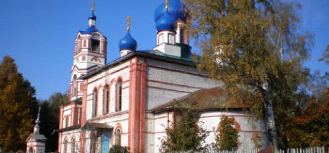 Старый Покров Покровская церковь