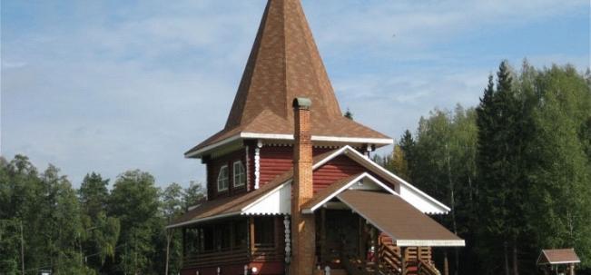 Троицкая церковь на погосте Троица-Чижи