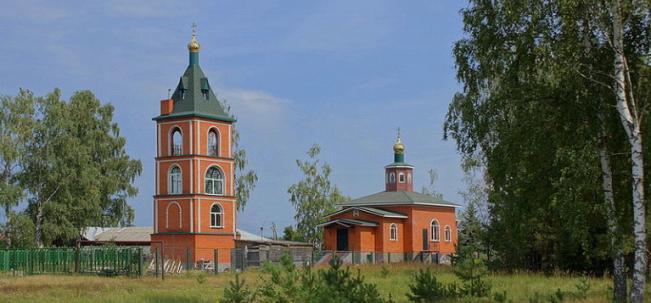 Юрово церковь