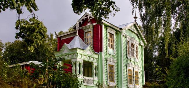 Нибурчиловская Дача. Шуя